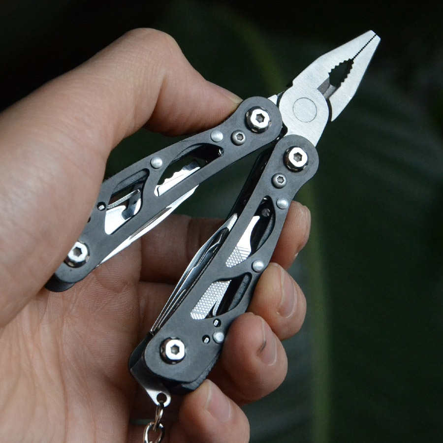 Survival Multitool with Pliers